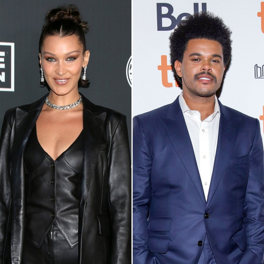 Bella Hadid and The Weeknd Have Been in Touch