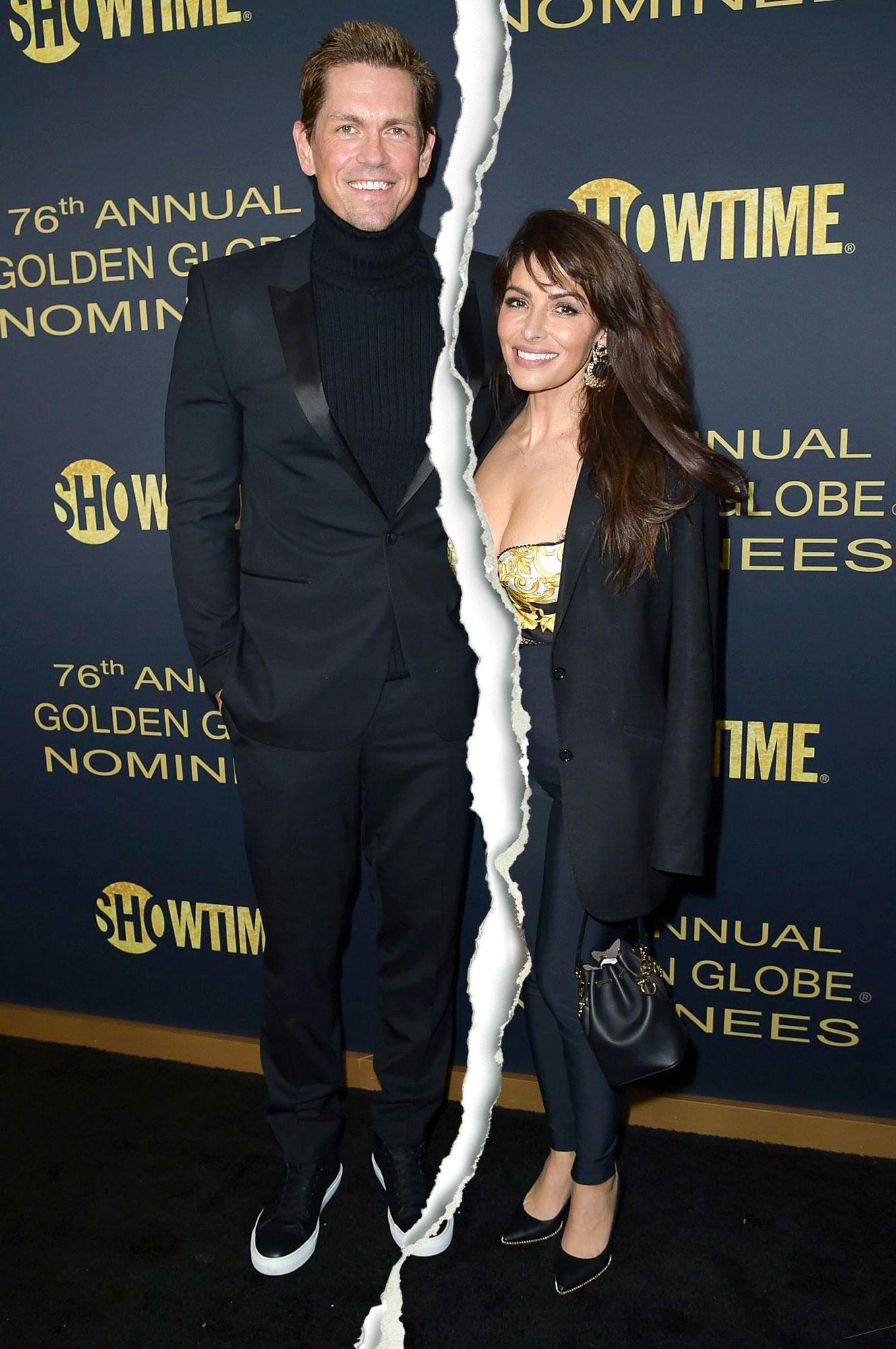 Steve Howey Splits From Wife Sarah Shahi