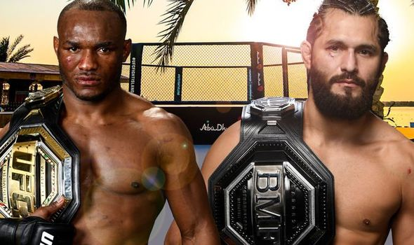 UFC 251 LIVE: Masvidal vs Usman results, reaction, live stream and more from Fight Island