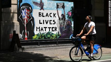 How Black Lives Matter went from a hashtag to a global rallying cry