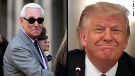The rage behind Trump's action on Roger Stone