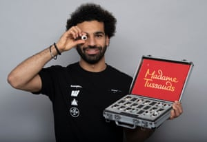 Random Mo Salah picture for you here.