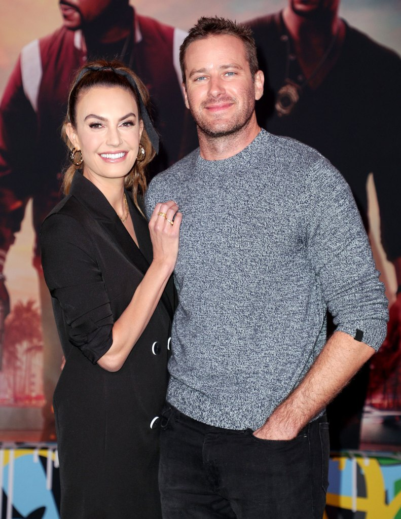 Elizabeth Chambers Said She Wanted More Kids 5 Months Before Armie Hammer Split