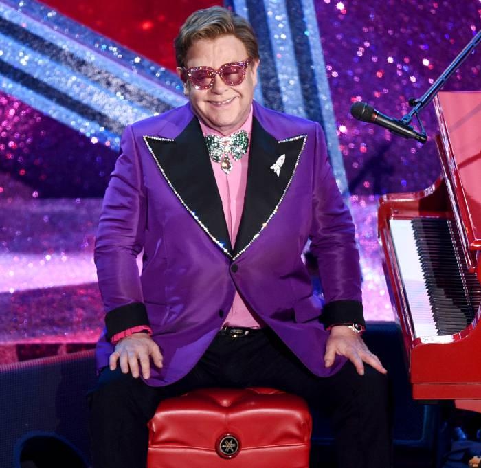Elton John Celebrates His 30th Sobriety Birthday