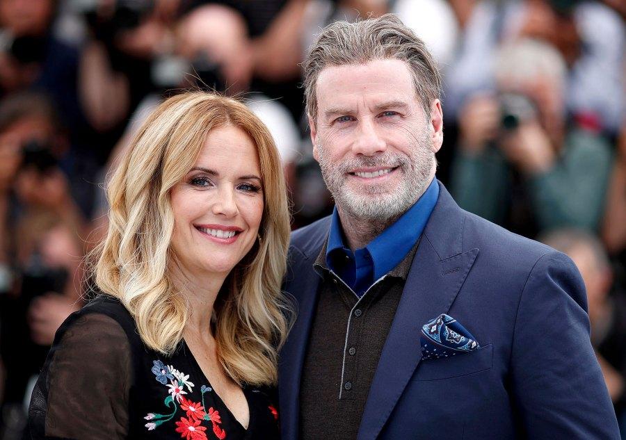 John Travolta and Kelly Preston Daughter Ella Pays Tribute