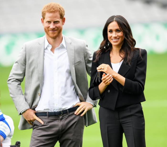 Meghan Markle Told Pal She Gave Up Her Entire Life For Prince Harrys Family Biography Claims