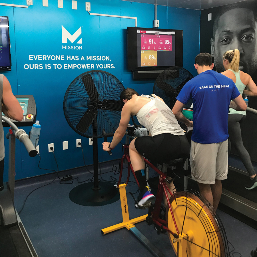 Mission Gym