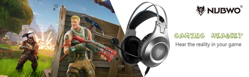 N2 gaming headset