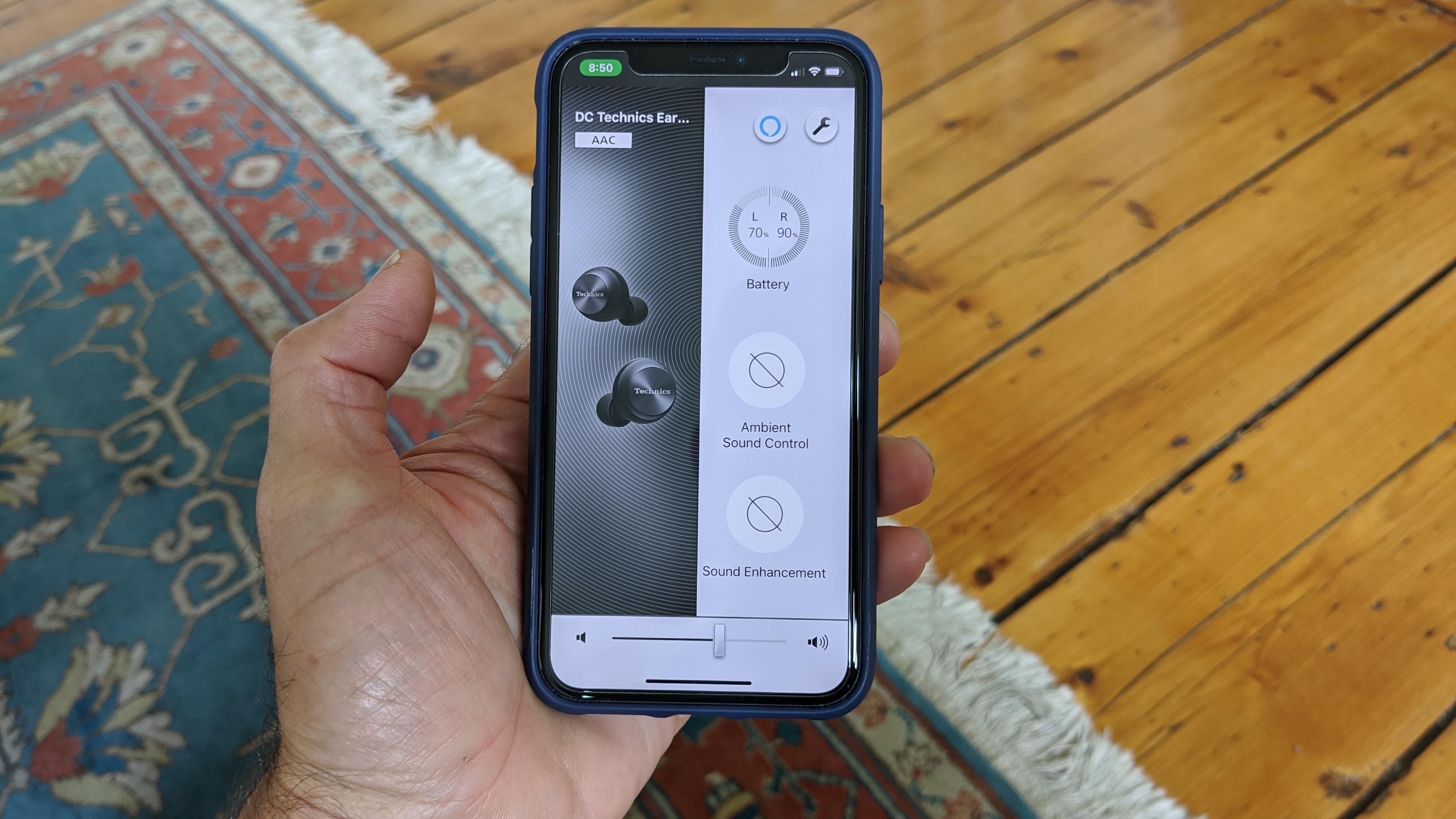 technics-audio-connect-app