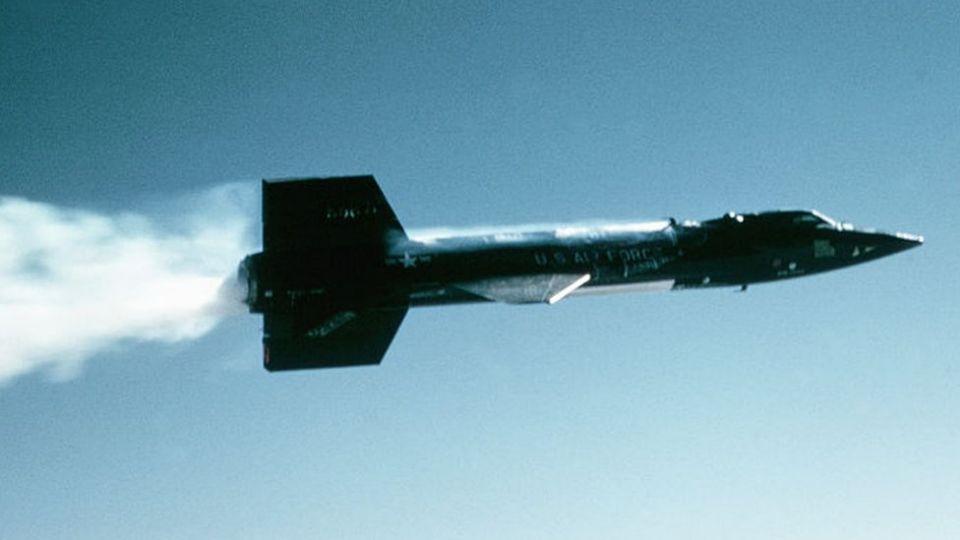 The X-15 was a 1960s trailblazer