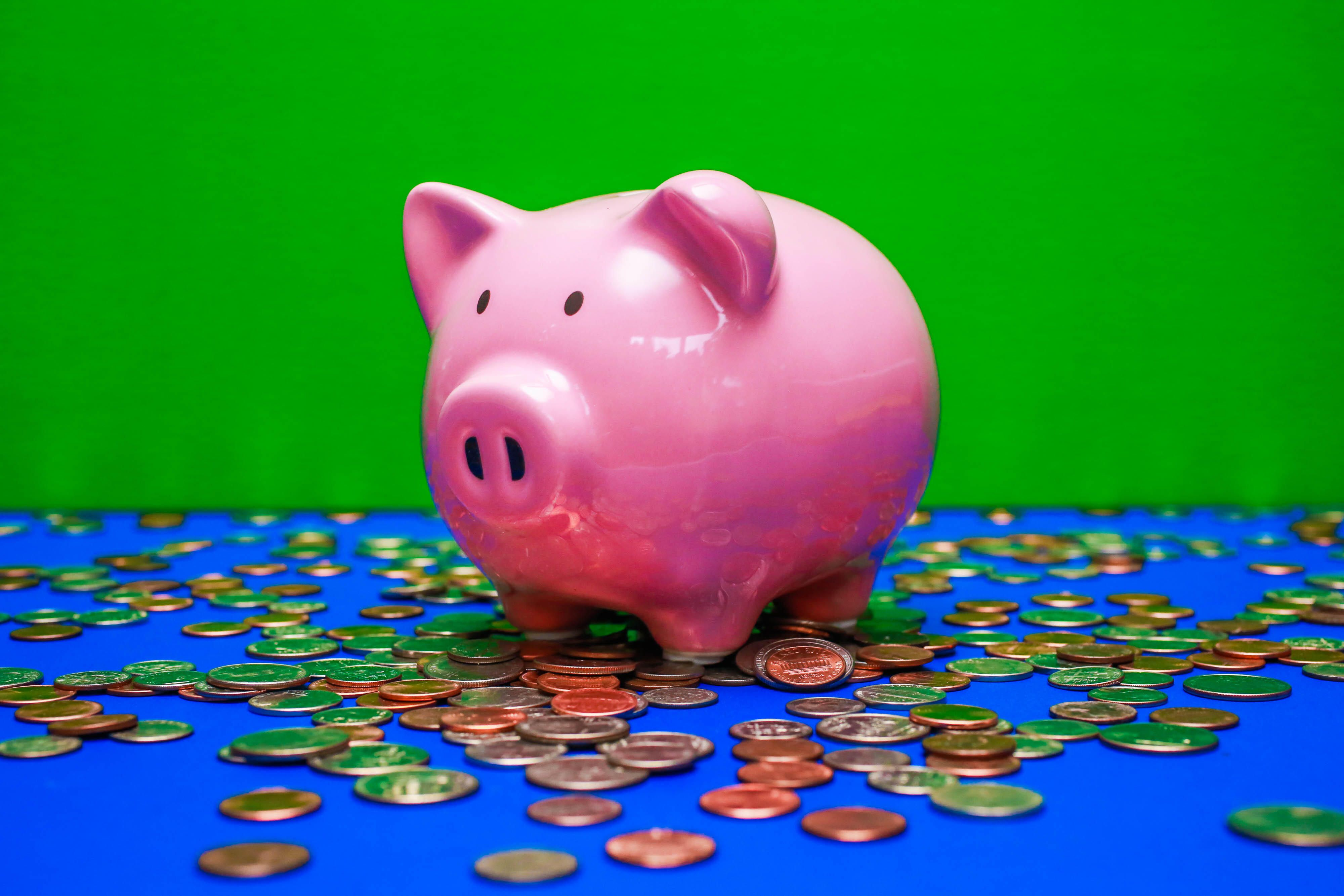 breaking-the-piggy-bank-stimulus-check-cash-money-savings-debt-personal-finance-023