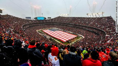 Fans or no fans? Where some NFL teams stand