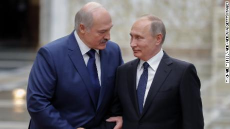The choices facing Putin in Belarus are all fraught with risk