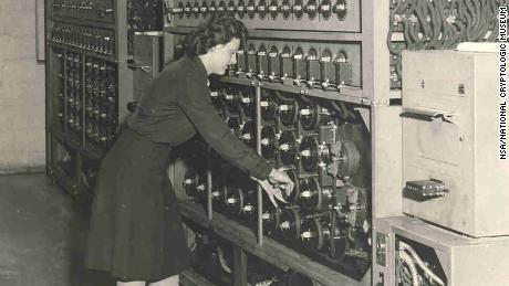 The little-known story of the Navy women codebreakers who helped Allied forces win WWII