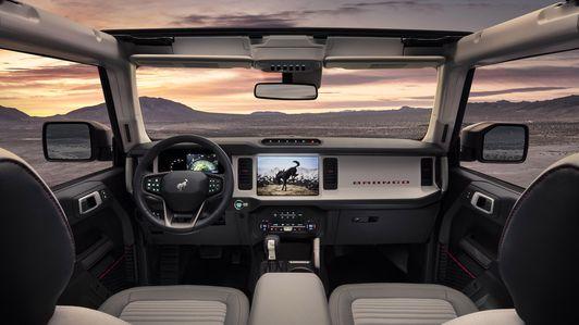 2021 Ford Bronco 4-Door
