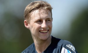 Joe Root's cheeky grin from his early days is seen less and less as the cares of captaincy weigh down on him.
