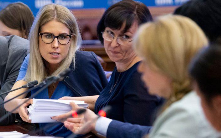 Lyubov Sobol - AP Photo/Alexander Zemlianichenko