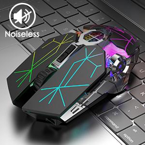 Mute Mouse Wireless