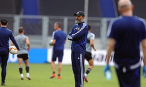 Nuno Espírito Santo said: 'We are a good team with an identity and a commitment to the challenge.'
