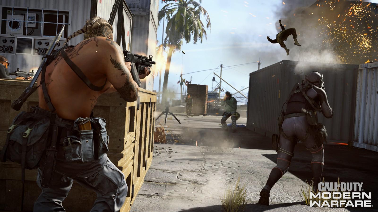 Call of Duty: Modern Warfare - Season Five