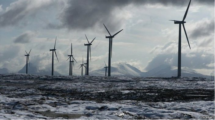 Bird strikes are one of the main environmental concerns surrounding onshore wind farms