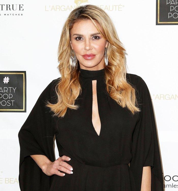 Brandi Glanville Denise Richards Never Propositioned Charlie Sheen Ex Brett Rossi for a Threesome