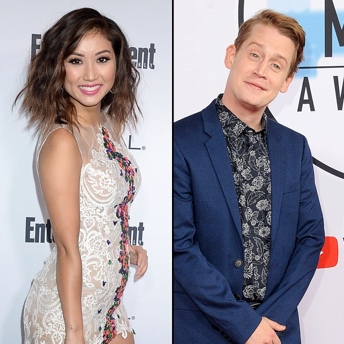 Brenda Song Gushes Over Magical BF Macaulay Culkin 40th Birthday Tribute