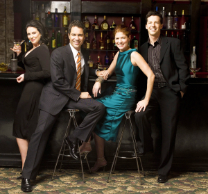 Debra Messing I Was Too Skinny On Will & Grace Because I Felt Fat
