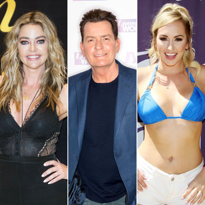 Denise Richards Never Propositioned Charlie Sheen Ex Brett Rossi for a Threesome