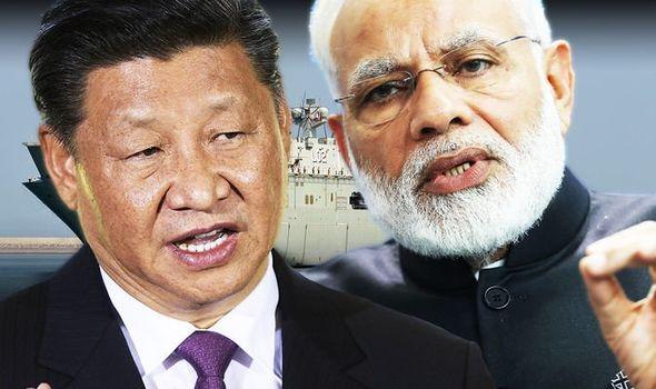 India deploys warship to South China Sea