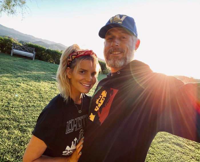 Jessica Simpson Has Dream Date With Husband Eric Johnson 2