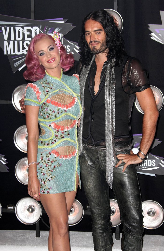 Katy Perry Reflects on Marriage to Russell Brand