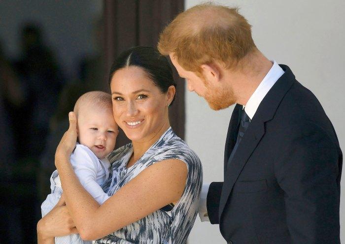 Meghan Markle Gushes Over Feminist Husband Prince Harry