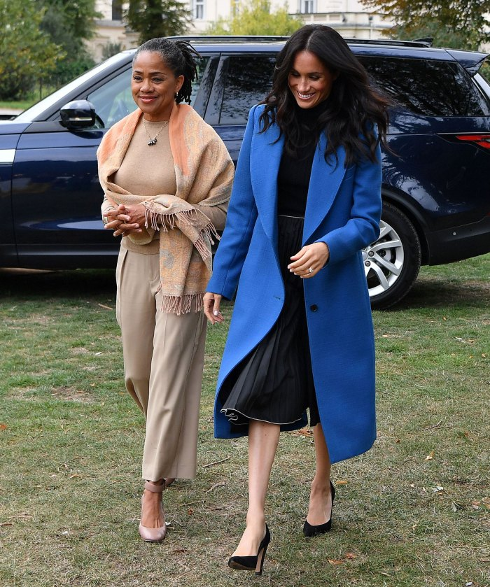 Meghan Markle's Mom, Doria Ragland, Is Now Teaching Jewelry Design