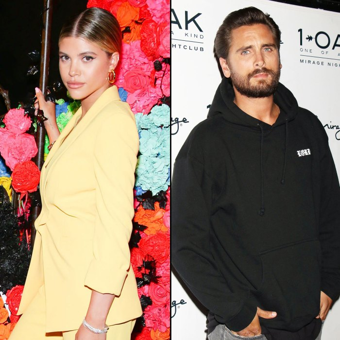 Sofia Richie Is Not Upset Over Scott Disick Split