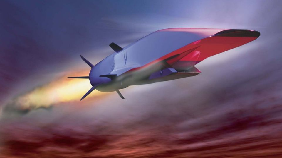 The nose of a hypersonic aircraft would have to withstand extreme temperatures