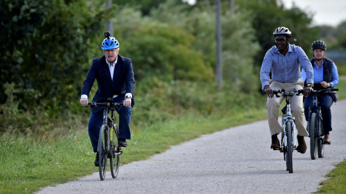 Governments want to see more people cycling to benefit health and the climate