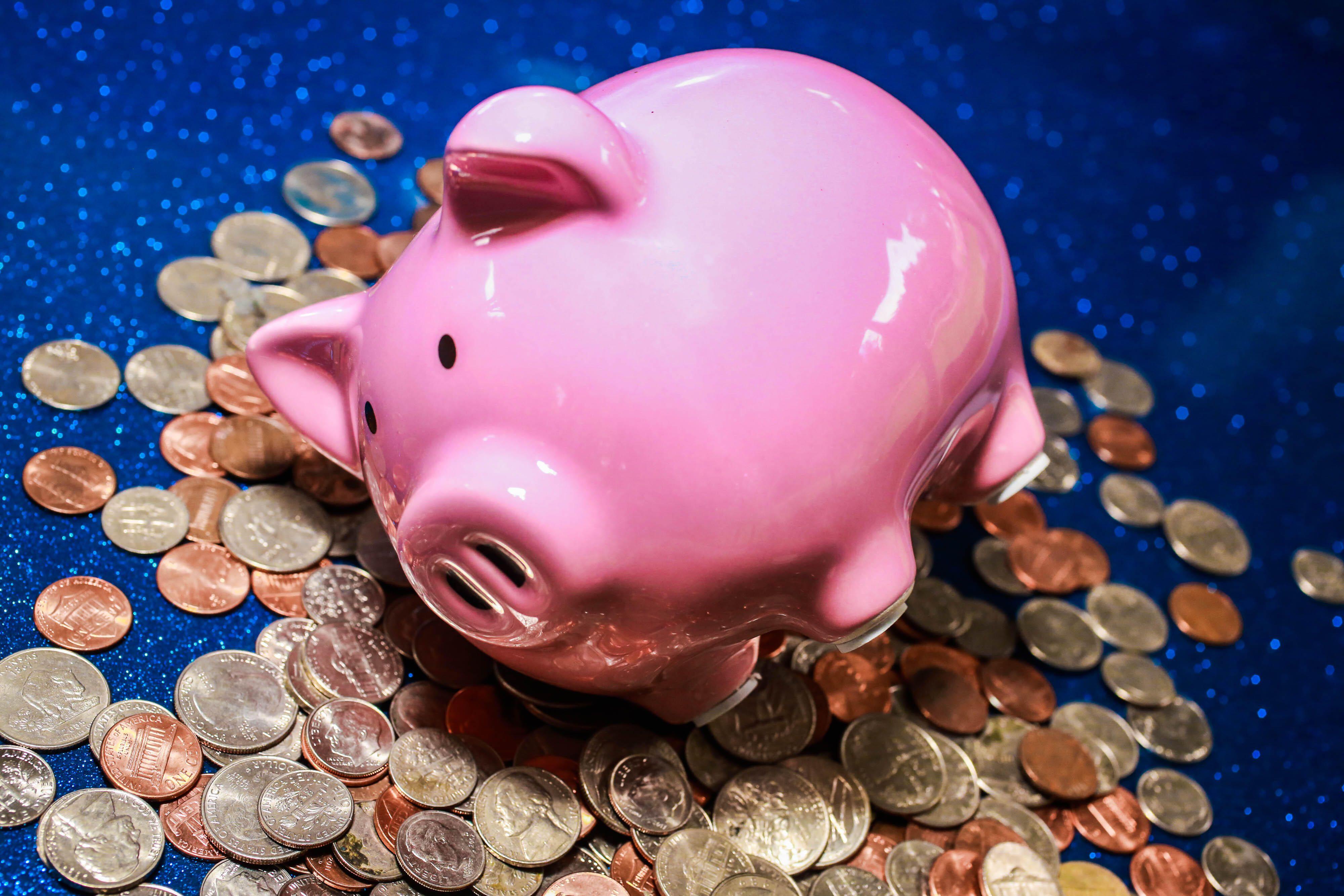 breaking-the-piggy-bank-stimulus-check-cash-money-savings-debt-personal-finance-014