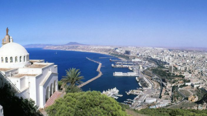 Oran, a port city on the Mediterranean, was the setting for The Plague, which in the novel was in total lockdown
