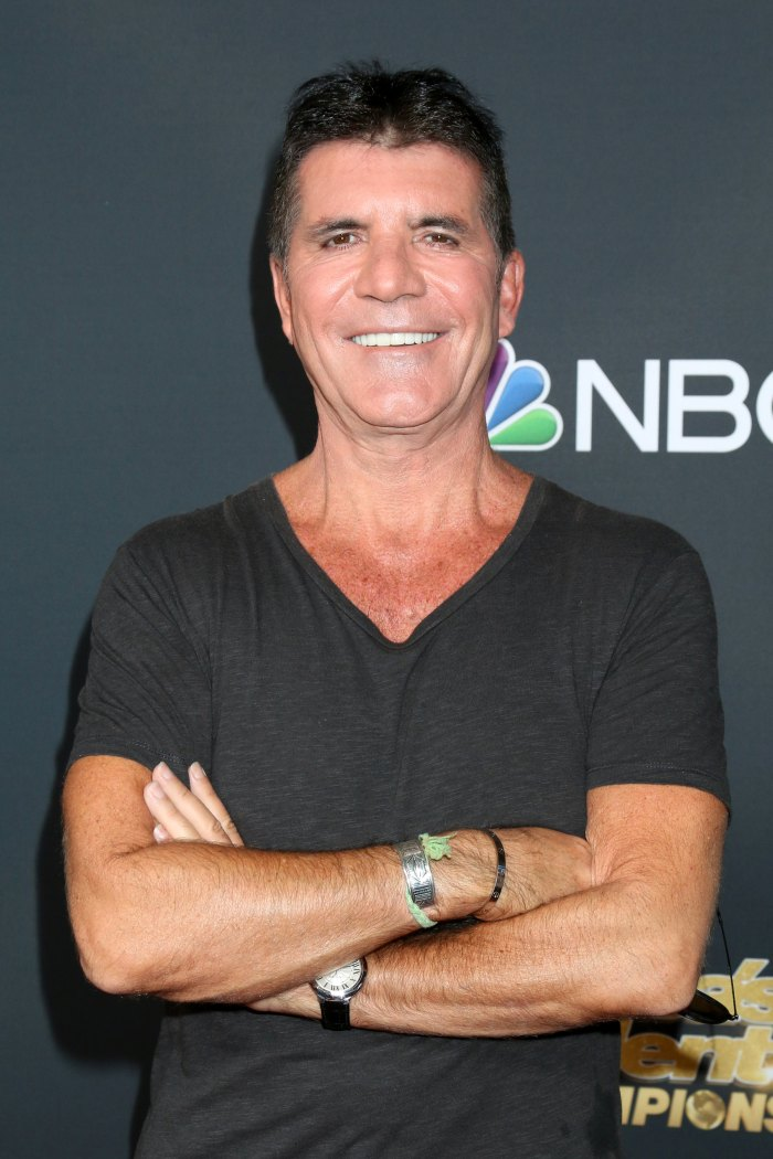 Simon Cowell Hospitalized With Broken Back After Bike Accident