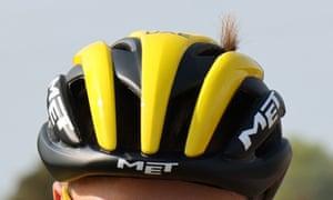 Tadej Pogacar on the Tour de France