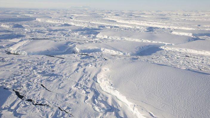 "Thwaites' size and melt rate have led to it being dubbed the ""Doomsday Glacier"""