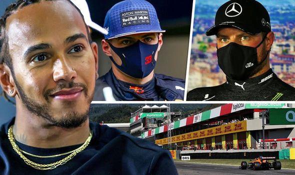 Tuscan Grand Prix 2020 LIVE updates: Lewis Hamilton on pole, Max Verstappen starts third