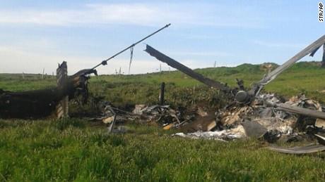 Azerbaijan claims ceasefire in deadly feud; Armenia says violence still going