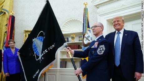 Trump touts new 'super duper' missile but Pentagon won't confirm details