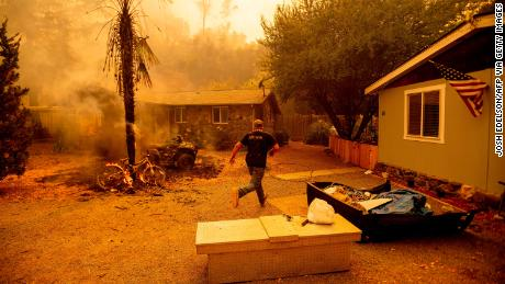 Wildfires are ravaging the West coast.  Here's how you can help