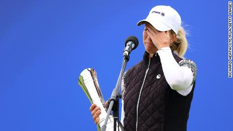 304th-ranked Sophia Popov clinches British Open to win her first major