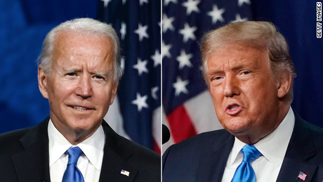 Biden and Trump take aim at each other as Labor Day election sprint begins