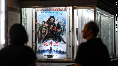 Backlash over filming 'Mulan' in Xinjiang 'generated a lot of issues,' admits Disney