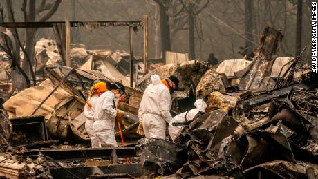 Hundreds of homes in Ashland, Oregon and nearby towns have been lost due to wildfire.